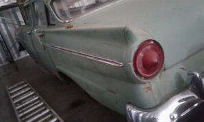 1957 meteor project car