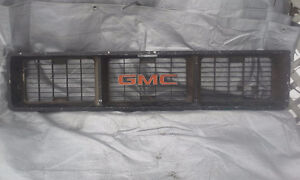 Grills from early GM Trucks 80s
