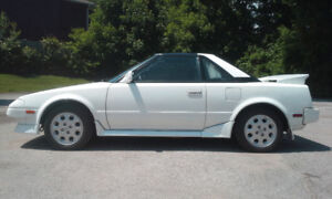 1989 Toyota MR2 Supercharger