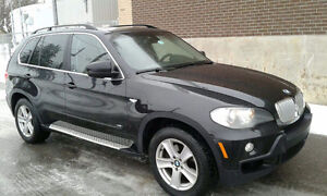 2008 BMW X5 4.8  sport pack full equiper toit panoramique. .