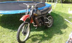 Yamaha & Honda