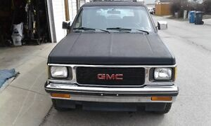 1986 GMC Jimmy SUV, Crossover