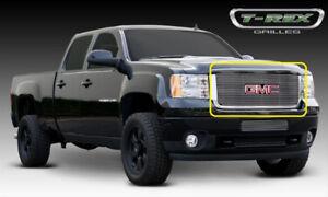 GMC Sierra HD Billet Grille Overlay T-REX  2011-2014