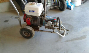 11 hp honda pressure wash