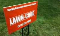 Lawn & Tree Maintenance