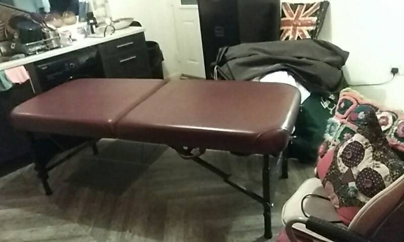 High quality massage bed