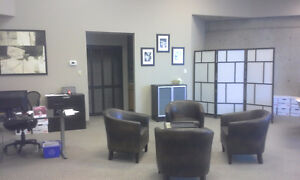 Office Space bright open plan - recently remodeled