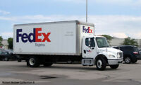 FedEx driver incorporated needed