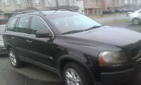 AWD 2004 Volvo XC90. Ready for the winter