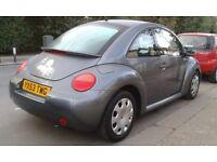 Volkswagen Beetle 1.9. 2003 reg diesel