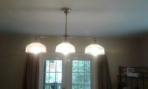 BEAUTIFUL 3 LIGHT FIXTURE