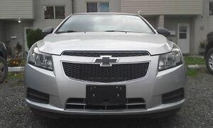 2013 Chevrolet Cruze Sedan