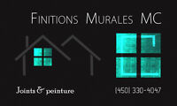Finitions Murales MC - Peintres & plâtriers