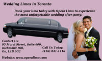 Wedding Limousines PROMOTIONS Ending soon