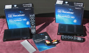 Shaw Digital  Satellite TV HD Receivers (2)