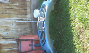 Cavalier body parts,  2 back bumper, Trunk and front bumper Cornwall Ontario image 5
