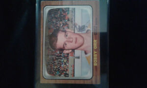 Bobby orr topps rookie card
