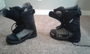 Thirtytwo(32) Lashed Snowboard Boots Size: 7.5