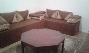 salon marocain / moroccan living room