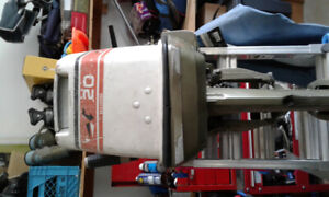 Johnson 20 Hp Outboard | ⛵ Boats & Watercrafts for Sale in Ontario