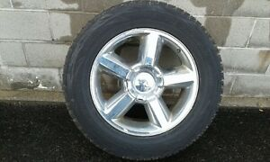 winter tires and rims Cambridge Kitchener Area image 3