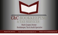 High Quality Bookkeeping and Tax Services