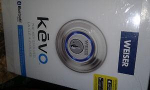 Bluetooth deadbolt