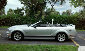 2005 Ford Mustang Gt convertible Cabriolet