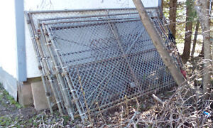 Chain Link Fence Panels -- SOLD