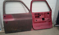 2 doors to fit 73-87  chev or gmc pickups