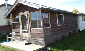 Cabin for Sale To Be Moved