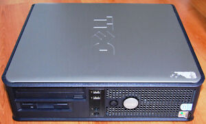 Dell Optiplex 620 Computer set with Monitor for Sale  Great comp Cambridge Kitchener Area image 4