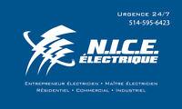 Urgence Électrique 24/7 **Prix Promotionnel**