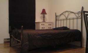 Belle chambre dans un joli 5.1/2 au cœur Plateau Mt-Royal