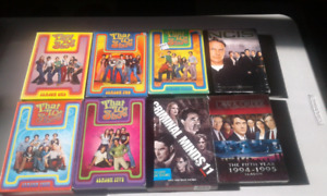 8 DVD box sets