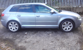 AUDI A3 TDI S LINE FOR SALE