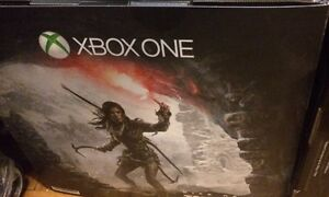 Xbox one 1TB (factory sealed)