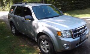 2009 Ford Escape AWD SUV, Crossover