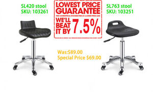 Salon/Styling/Barber Chair/Stool, Shampoo Unit, From$69!W