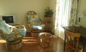 Fully furnished, self-contained and independent rooms for rent
