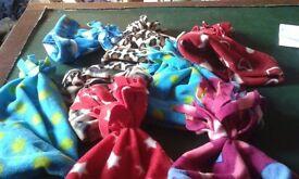 Children's fleece hats