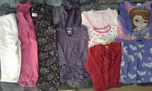 Selling 18 month fall & winter lot freshly washed