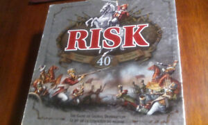 RISK COLLECTOR'S EDTION 40TH ANNIVERSARY 1999