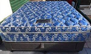 Excellent Queen bed with bed drawer for sale. Delivery available Kingsbury Darebin Area Preview