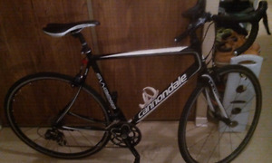 Cannondale Racing bike