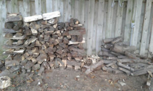 Chopped wood for sale