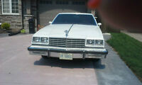 1981 Buick LeSabre Coupe (2 door)