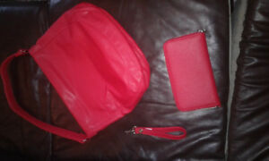 Brand new thirty-one purse set