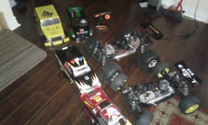 Trade of a lifetime two shelf Queen Losi
