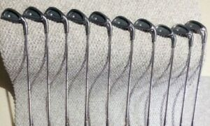 Custom made Paradigm irons 2-9 plus PW
